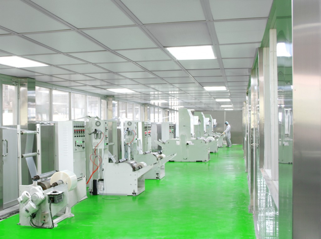 Controlled Environment Blown Film Extrusion