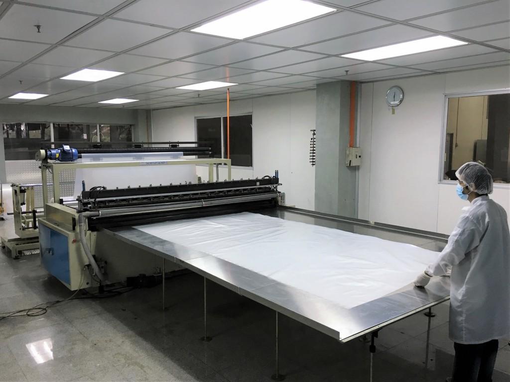 Big Bag & Sheet Making Machine