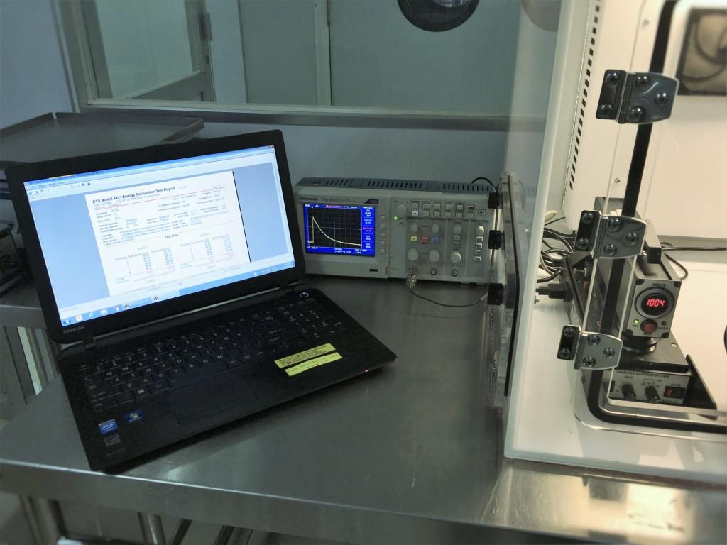 ETS Static Shielding Bag Test System