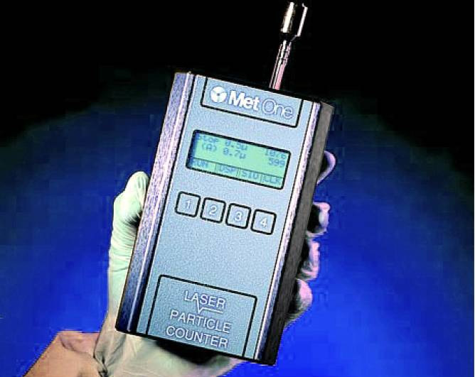 Met One Air Particle Counter