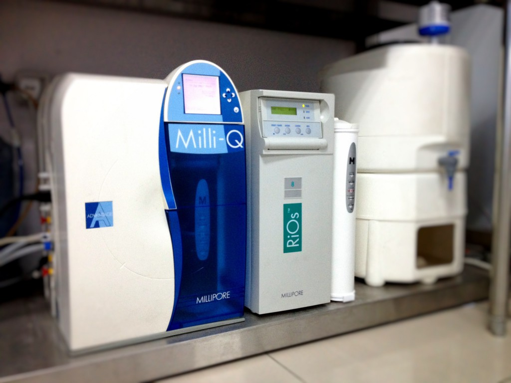 Millipore Ultrapure Water System